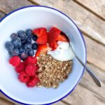 Glamping breakfasts never looked so good   Swipe for a before vs. after …