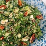 THIS  was mint   Simple to make and damn tasty  For the mint salad: • 2 cups Kal…